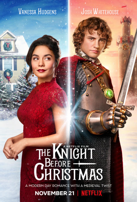 The Knight Before Christmas ⚔️🛡️
