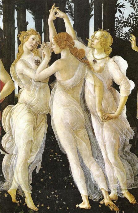 The Three Tuscan Women