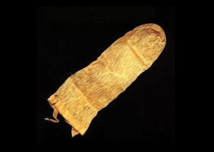 Worlds Oldest Surviving Condom