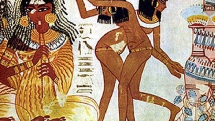 Egyptian Women Removing Their Body Hair