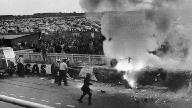 What happened at the 1955 Le Mans disaster?