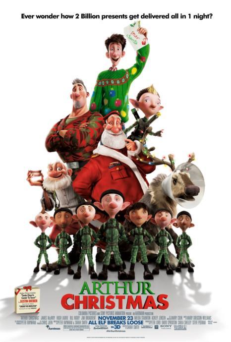 My 5 favorite Christmas movies