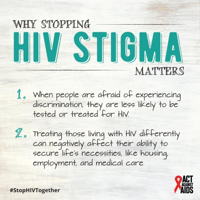 HIV: A Taboo With Many Misunderstandings!
