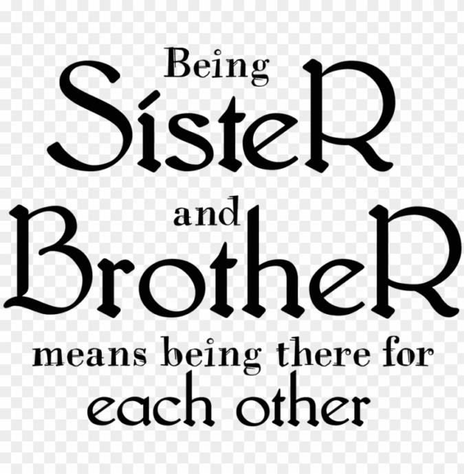 Siblings.. dont face alone. My story.
