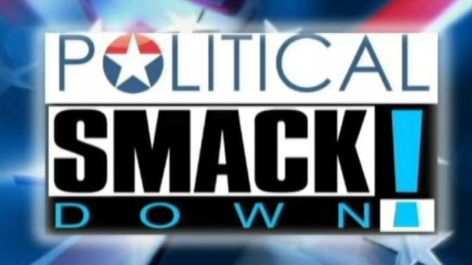 Sunday, Sunday , SUNDAY!!! It's POLITICAL SMACKDOWN!!! (satire)