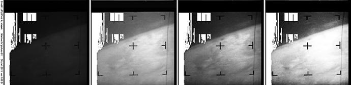 Mariner 4s first digital images of Mars