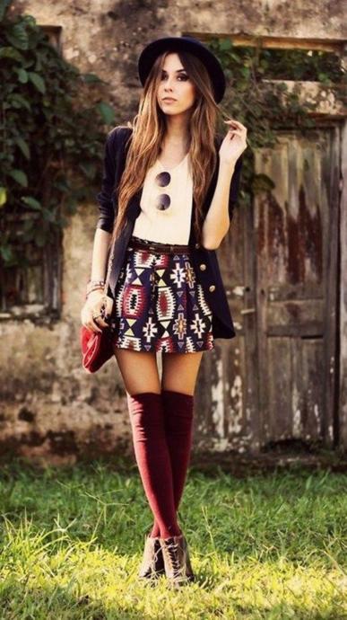 Socks, Boots, Velvet and Ballerina Slippers