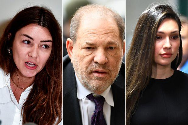 Harvey Weinstein Case