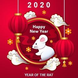Year of the Metal Rat
