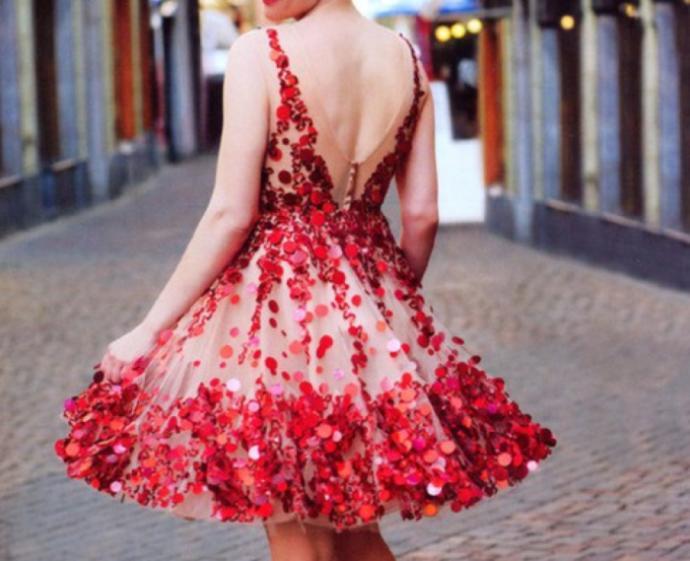 Valentines day dress