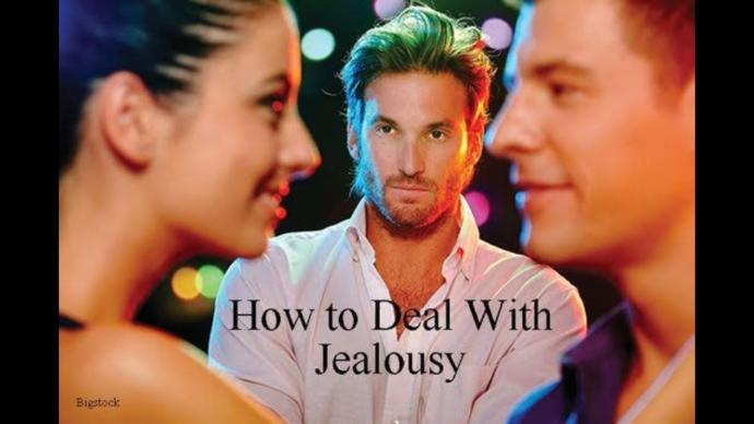 Dont let jealousy consume you