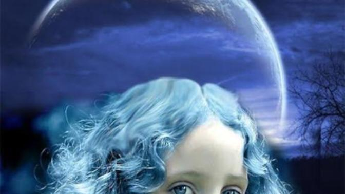 The Real Strength And Beauty Of A Moonchild.