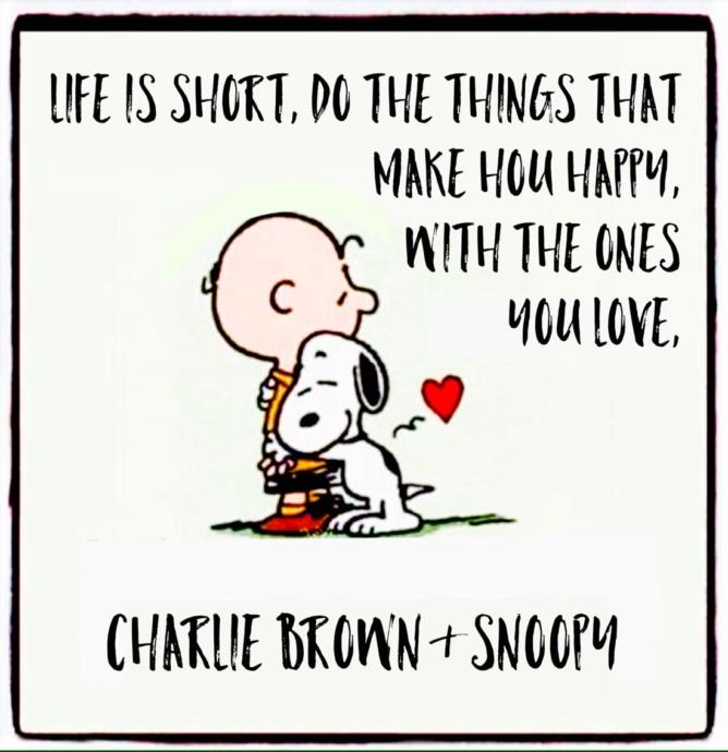 Another Look at Love with Charlie Brown