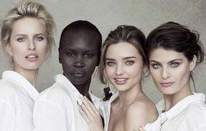 Vogue multicultural model story
