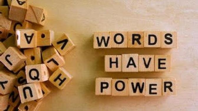 """Words Can Be A Dangerous """"Weapon"""". Are You Careful About How You Use Them?"""