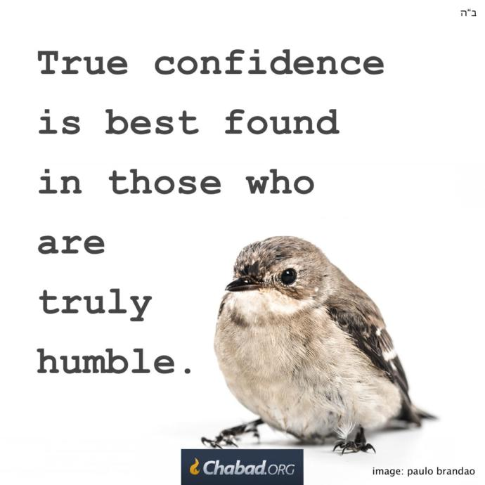 Maybe Humility is the Key, Not Displays of Confidence