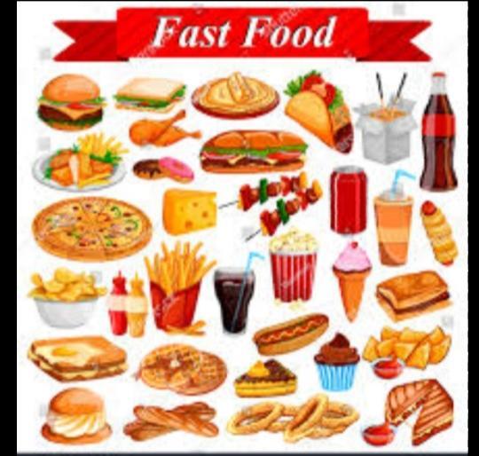 Fast food or real food?