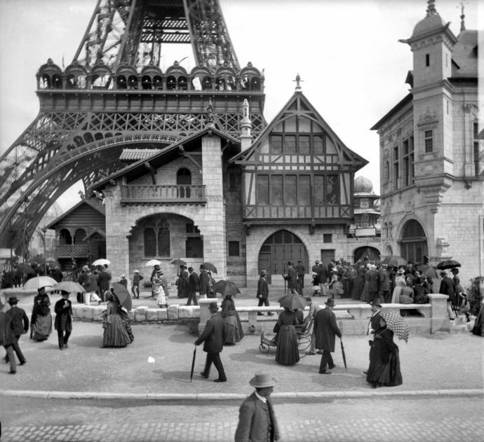Paris, World Fair,1889
