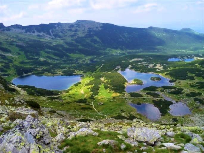 Hala Gąsienicowa, Polish Tatras