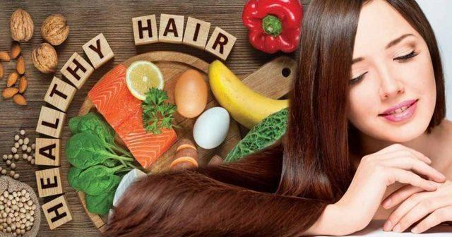 These are the list of other vitamins and minerals that maintain healthy hair for men and women.