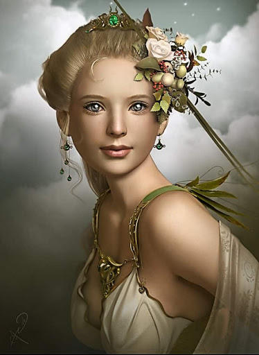 GODDESS OF LOVE - Heavenly history you never knew existed ...