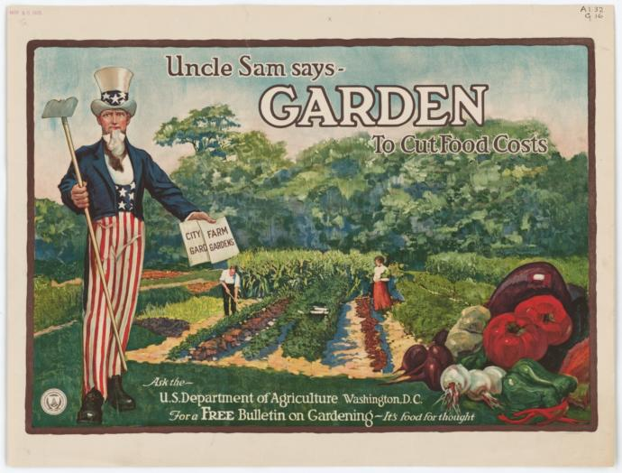 Why we need victory gardens again