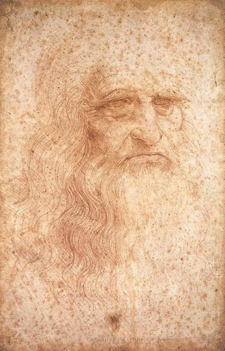 Is it true that each time we breathe air, or take a sip of water, we ingest one of the atoms inspired or swallowed by Leonardo da Vinci?