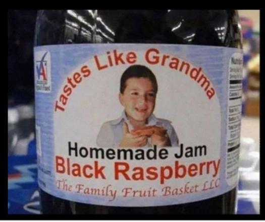Just like Grandmas