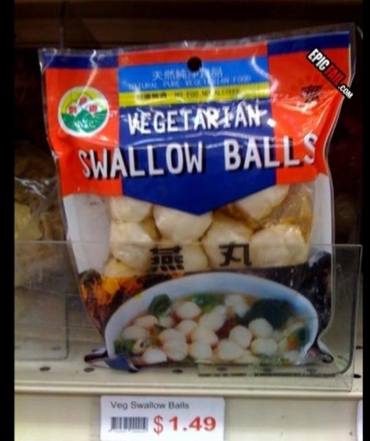 Balls without the meat stick