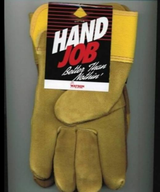 Handles any sticky job
