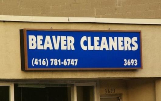 Dirty Beaver? Clean it up