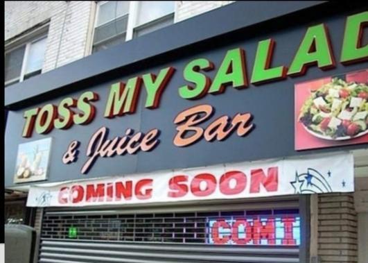 Love tossed salad?