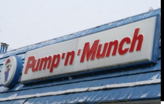 Get your pump n munch all at once