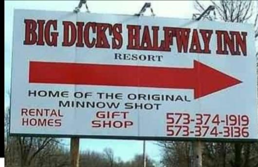 Female patrons welcome