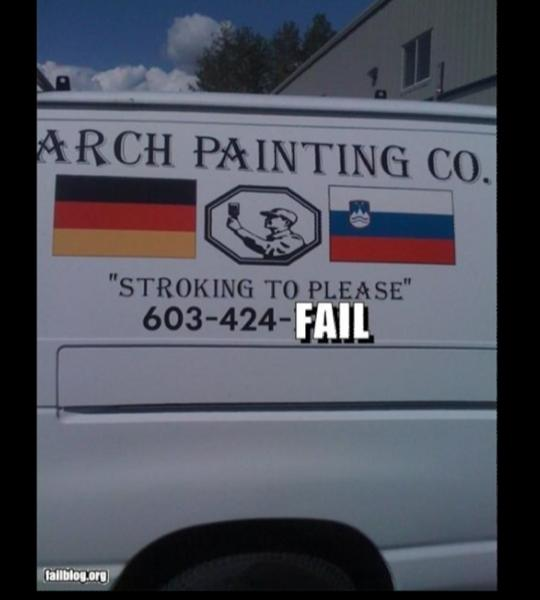 We employ only the best strokers