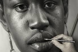 Drawing hyperrealism is actually impressive