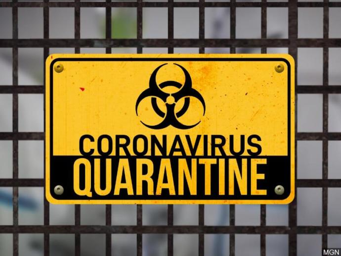 While in Quarantine: A parody of My Favorite Things from The Sound of Music