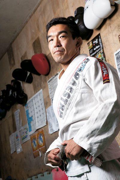 "Yuki Nakai, a 5'6"" 135lb bantamweight managed to submit two heavyweights in one night."