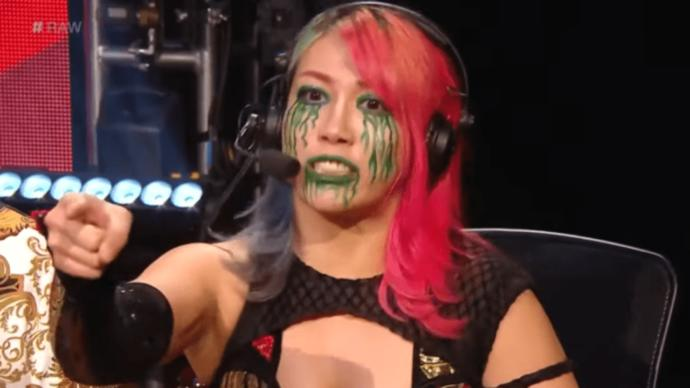 Asuka is perhaps the most versatile female pro wrestler in WWE.
