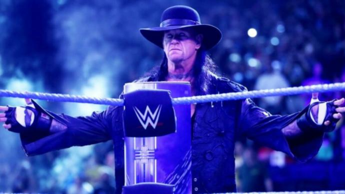 """Mark Callaway's """"Undertaker"""" gimmick is probably the most iconic wrestling gimmick in pro wrestling history"""