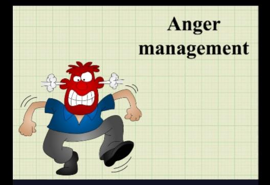 Get angry much?