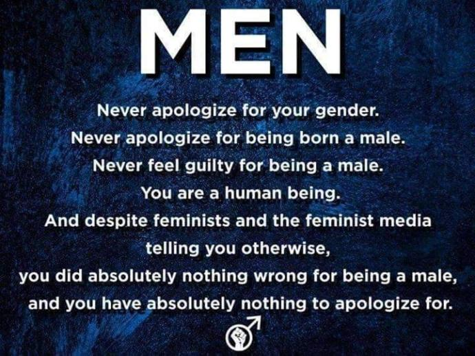 The Mens Rights Movement is not only legitimate it is long overdue