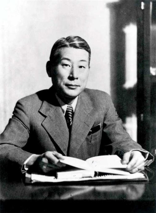 Chiune Sugihara saved almost 6,000 Jews from the nazis during WWII.