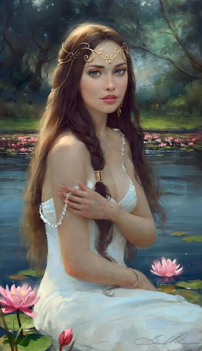 A Sacred Woman in the Courts of Inanna ...shes ready of you now, are you for her?
