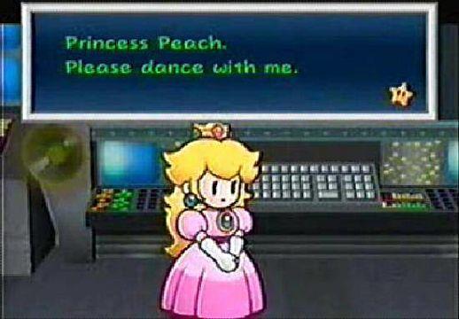 Tec and Princess Peach