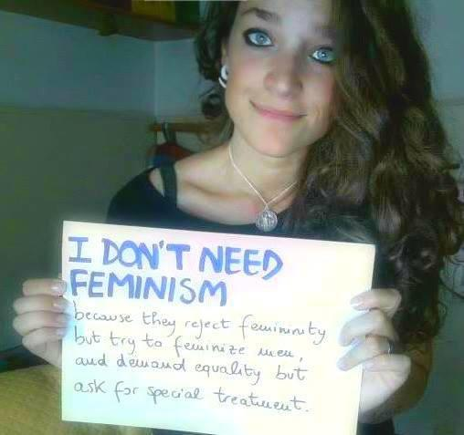 Why Im Against Feminism (And How This Negatively Impacts Me When It Comes To Dating Men)