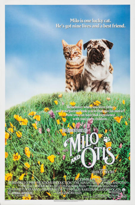 A Journey with Milo and Otis