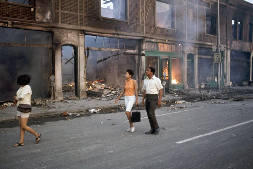 Riots of the Seventies have they really changed today?