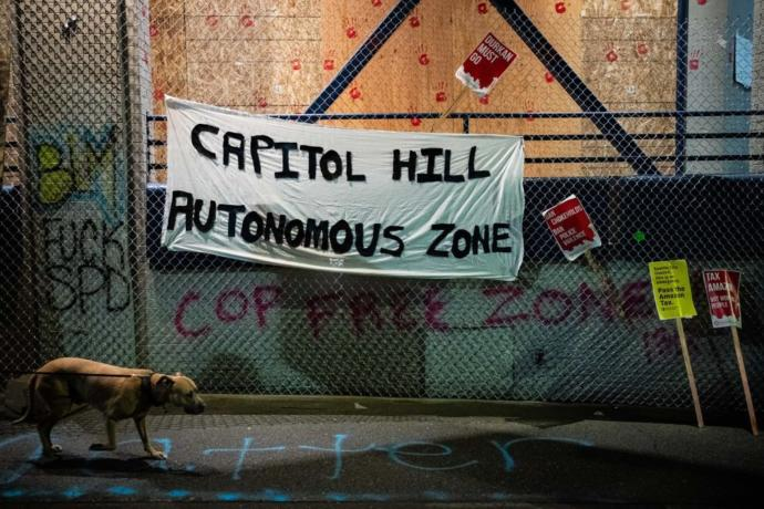 Capitol Hill Autonomous Zone (CHAZ) and the first modern day Lord of the Flies Experiment