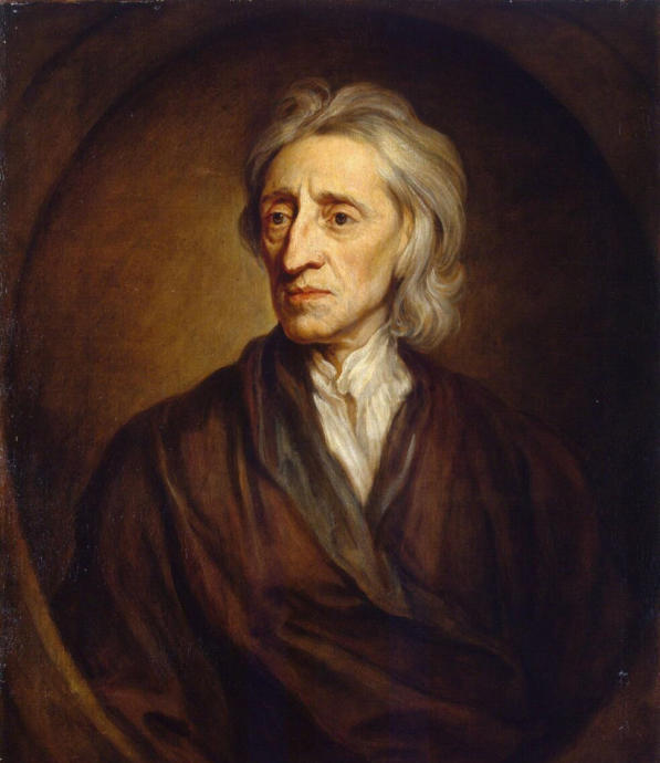 John Lock believed in Life, Liberty, and Property as freedom.